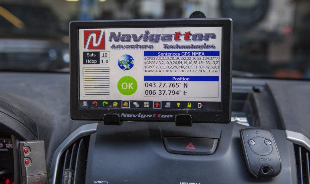 gps Navigattor
