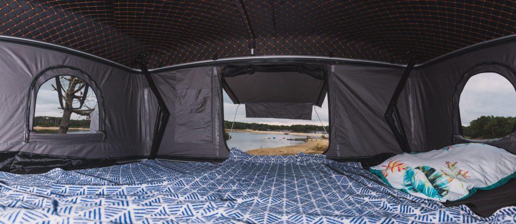 la tente Euro 4x4 PArts