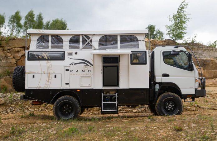 Rambler 4x4 véhicule d'expédition