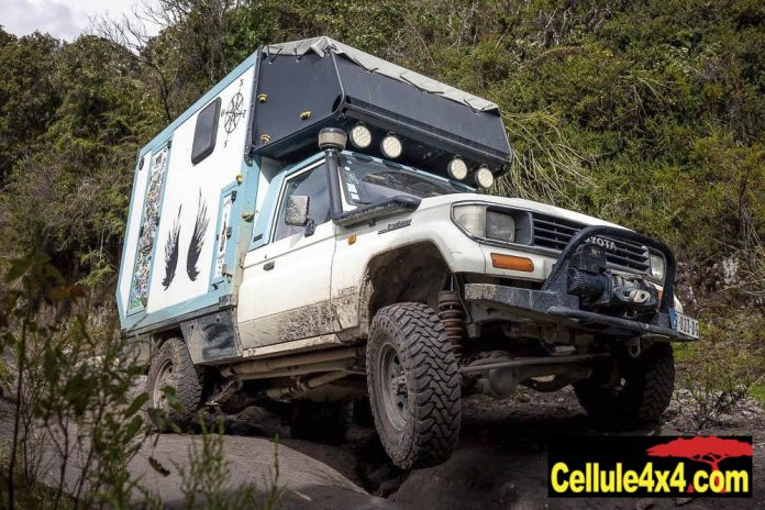 cellule cartech pour 4x4