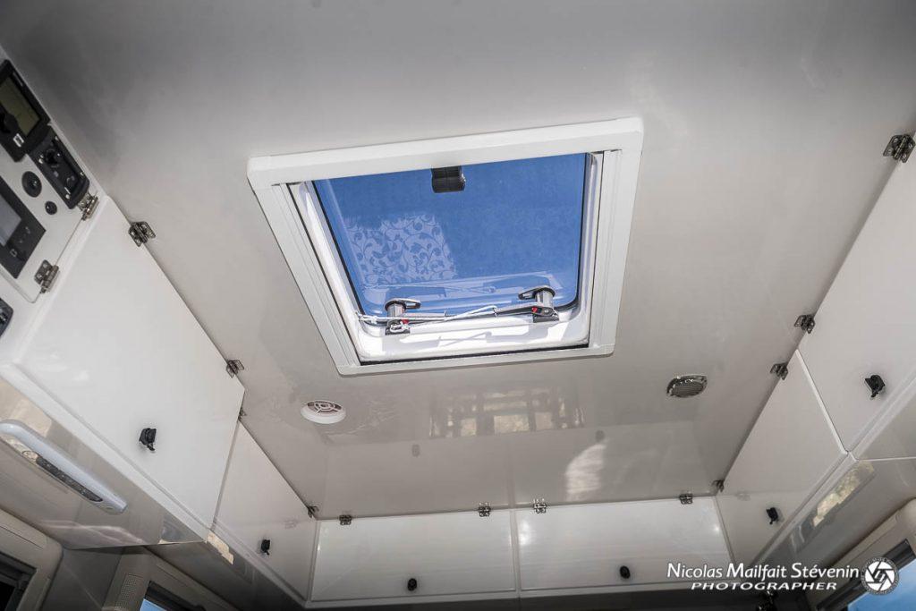 Fenêtre dans le toit