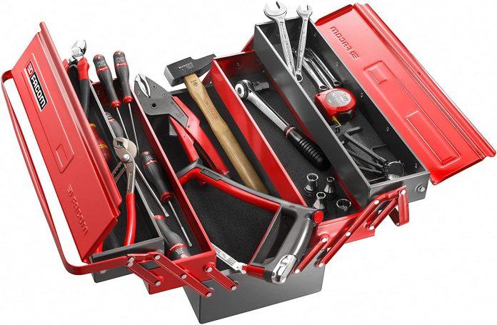 caisse à outils 4x4