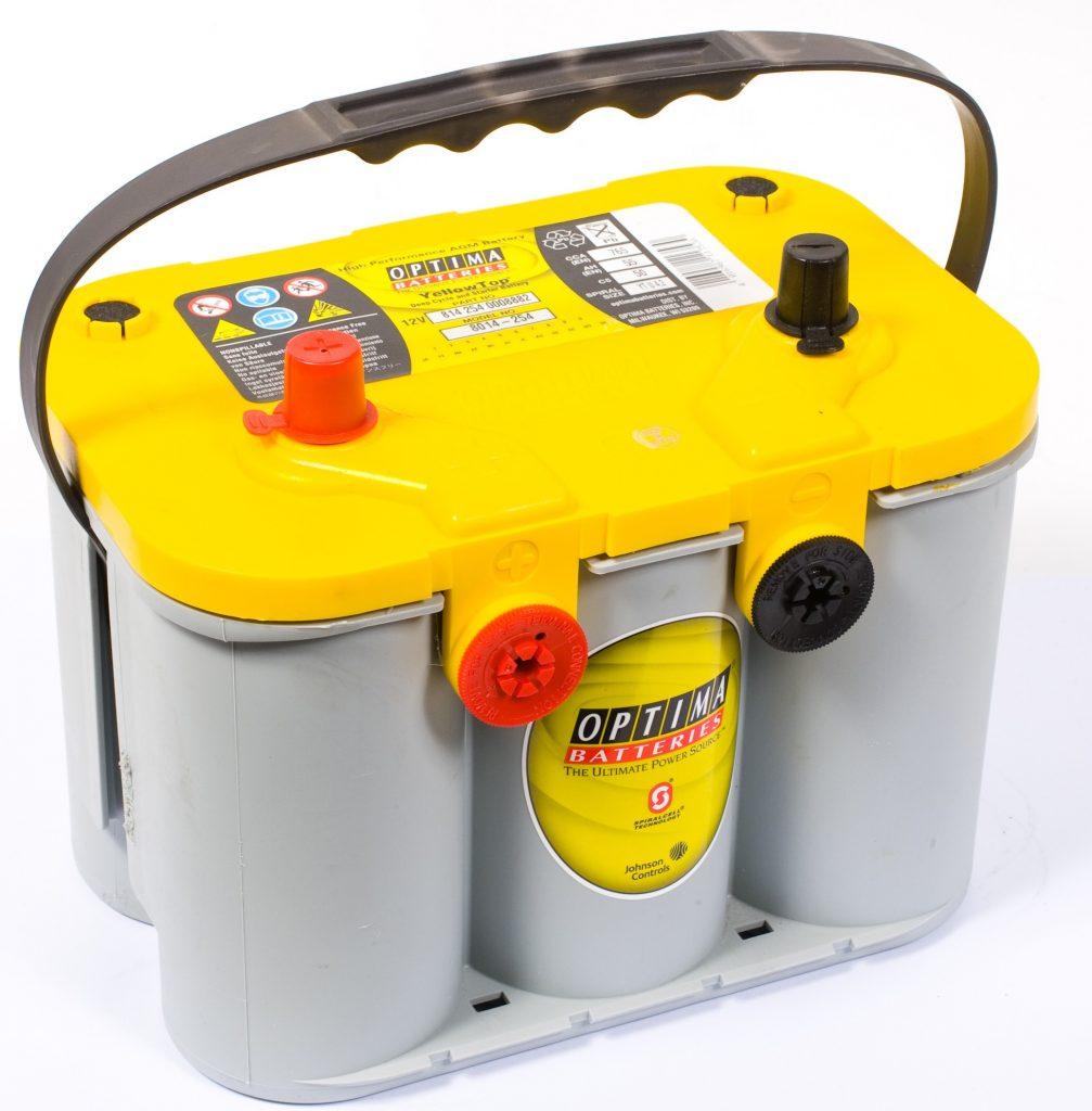 Une batterie auxiliaire est conçue pour des décharges lentes et profondes, ce que ne permet pas une batterie de démarrage