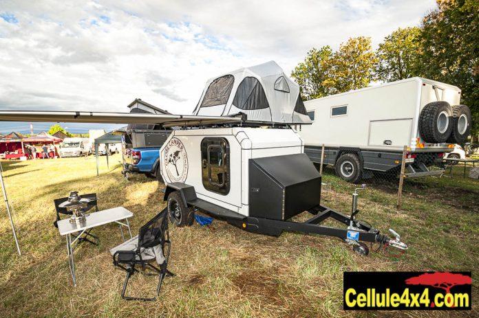 remorque tout terrain Globe Trailer par Globe Camper