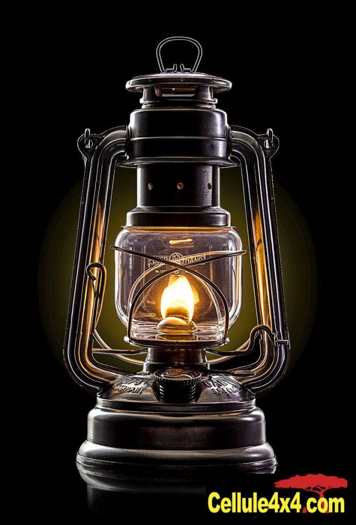 Lampe tempête Feuerhand